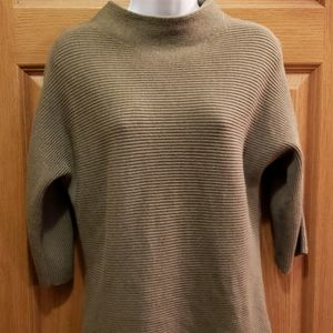 Land's End Ribbed Sweater